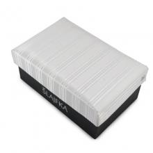Dárkový set mikrovláknová kravata (bílá)