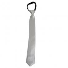 Dětská bílá kravata